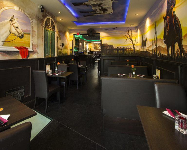 Grill restaurant amsterdam